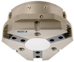 Centric Gripper handles workpieces up to 420 lb.