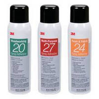 Salesmaster Introduces New 3M(TM) Aerosol Adhesive Sprays Compliant with OTC/LADCO Low VOC Requirements