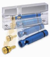 Interchangeable Cartridges suit single-stage venturi pumps.