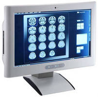 TFT Medical-Grade Touch Display has IPX1 waterproof design.