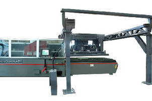 Modular Material Handling System enables unattended operation.
