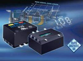 Miniature SMD DC-DC Converters are RoHS 6/6 compliant.