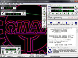 OMAX® Equips New JetMachining® Centers with Windows® 7 Ultimate