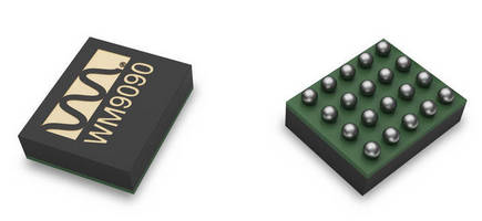 Audio Amplifiers offer optimal playback at low power.
