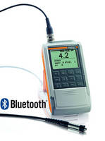 Fischer Technology Announces Bluetooth® Interface Available for FMP30/40 Coating Thickness Instruments