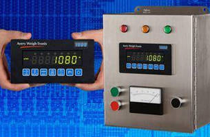 Weight Indicator/Controller offers Fieldbus interfaces.