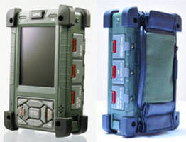 Rugged Mobile PDA features MIL-STD-810F compliance.
