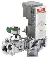 Gas Safety Shut-Off Valves have compact double valve footprint.