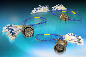 Circular Fiber Optic Connectors feature precision alignment.