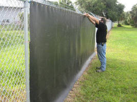 Acoustiblok® Corporation Combines Acoustifence® and Earth/Foliage Berm to Reduce Outdoor Noise Pollution