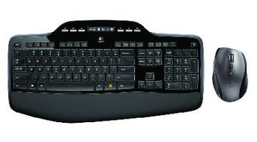 Wireless Keyboard and Mouse offer 3 year battery life.