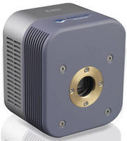 Interline CCD Camera features low-noise design.