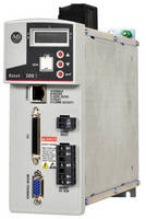 Indexing Servo Drive is configurable on EtherNet/IP network.