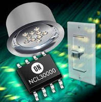 LED Driver supports TRIAC dimming.