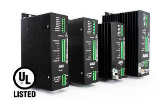 UL-Listed Stepper Drives suit OEMs and machine builders.