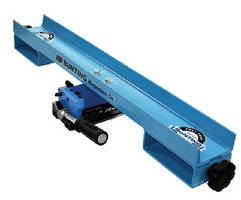 Magnetic Lifting Tool moves 1,100 lb of material.