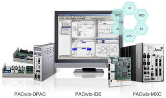 Programmable Automation Controllers support IEC 61131-3 standards.