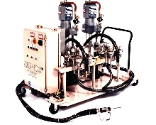 Adhesive Dispenser is used for manual structural bonding.