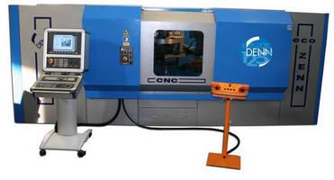 CNC Metal Spinning Machines use bio-based fluids.
