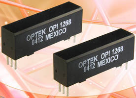 Optical Isolator offers 16 kV isolation at 2 Mbd data transfer.