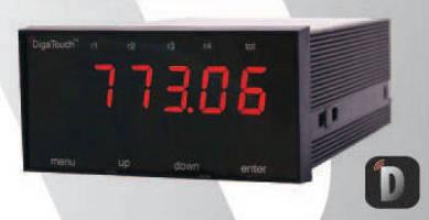 Universal Process Displays enable remote monitoring.