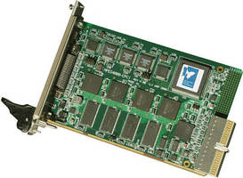 MPEG-4 Card encodes 4 video channels simultaneously.