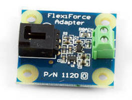 Force Sensor Adapter interfaces sensors to PC.
