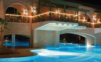 LED Tape Light System is designed for outdoor applications.