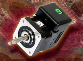 Programmable Linear Actuator offers variety of screw pitches.
