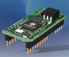 Interface Module conforms to CANopen standard.