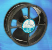 Orion Fans' 10-Inch AC Fans Move Large Amount of Air in Confined Spaces