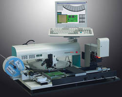 SMT Prototyping System has air-suspended pick-and-place head.