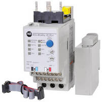 Solid-State Overload Relay has energy monitoring features.