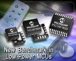 Mid-Range 8-Bit MCUs feature nanoWatt XLP technology.
