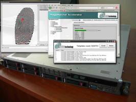 Fingerprint Matching Systems enable high-speed biometrics.