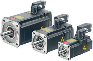Three-Week Lead Time on all Siemens 1FK7 Servomotors