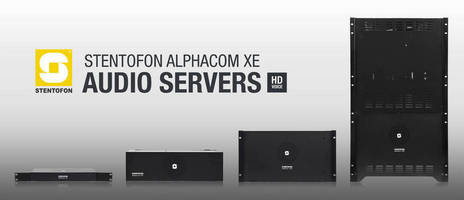 Audio Servers support HD voice capability.