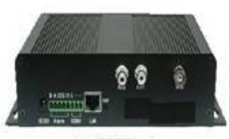 Network Video Server utilizes variable bit rate encoding.