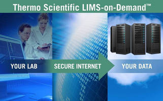Laboration Information Management System targets small-/mid-sized labs.