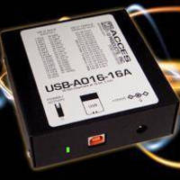 Analog Output Modules provide USB 2.0 based DAQ and control.