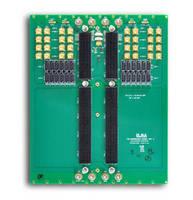 Test Backplane targets VPX board developers/integrators.