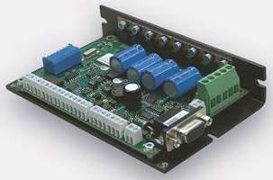 Intelligent Servo Drive facilitates setup via software and TML.