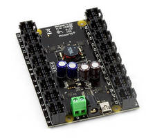 LED Controller supports LEDs from IR to UV.