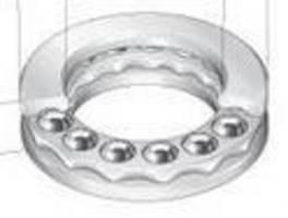 Ball Thrust Bearings feature nylon retainers.