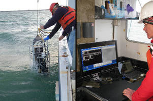 Particle Imaging System monitors oceans, lakes, and streams.