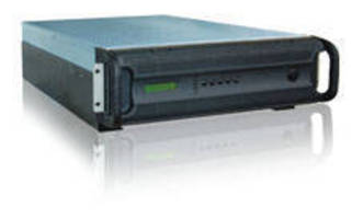Data Storage System features cableless, modular design.
