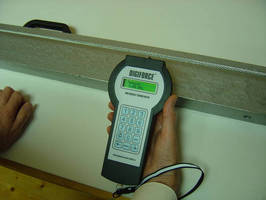 Tension Measurement Device targets pre-stressed wire/cable.