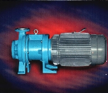 Sealless Pumps have magnetic drive.