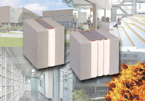 Expansion Joint offers 2-hour fire rating.