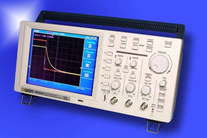 Benchtop Oscilloscope offers high-level features.